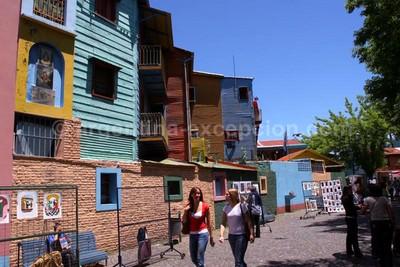 Argentine : être végétalien à Buenos Aires La Boca séjour gourmand