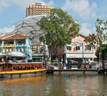 Singapour : Clarke Quay, Fort Canning, Chinatown