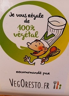 Alex et son Food Truck végétarien Label Vegoresto