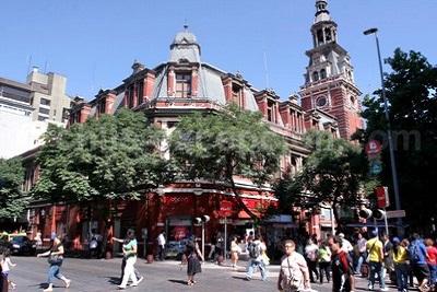 Bons plans vegans en Amérique du sud à Santiago du Chili. Santiago