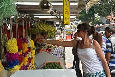 Dernier jour à Singapour : de découvertes en amitié. Shops house