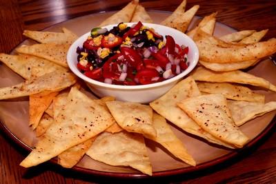 Amérique du sud : végétarisme et restaurants à Mexico Pico de gallo