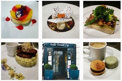 3 restos 3 blogs 3 coups de coeur Gentle Gourmet Café