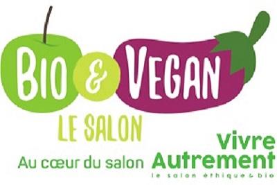 C'est Bio et c'est Vegan, c'est à Paris et c'est gratuit! banniere salon