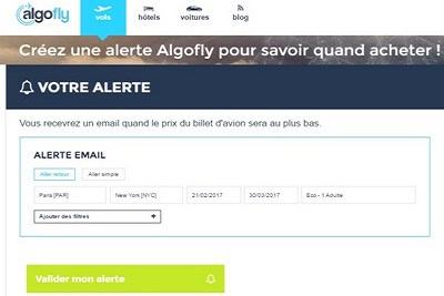 3 informations méconnues sur l'achat des billets d'avion creation alerte algofly