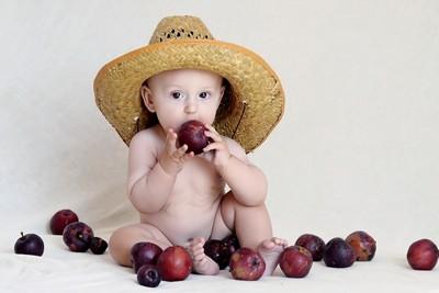 On vous dit tout sur l'arrivée de Bébé Veggie. La pomme et le lapin