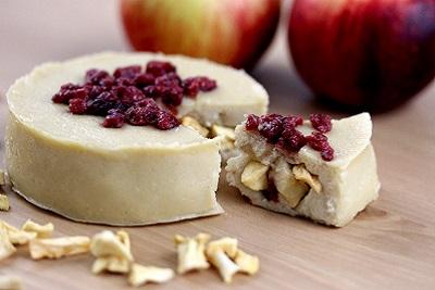 La Petite Frawmagerie au pays des fromages d'Auvergne. Frawmage charlotte