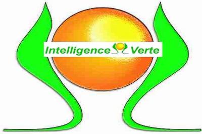 Sainte Marthe, la ferme sans animaux où on cultive le bien-être. Logo Intelligence verte