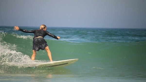 Vegan Surf Camp holidays dans les Landes : le bon plan. La wave
