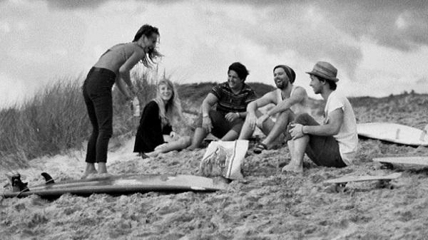 Vegan Surf Camp holidays dans les Landes : le bon plan. Les amis