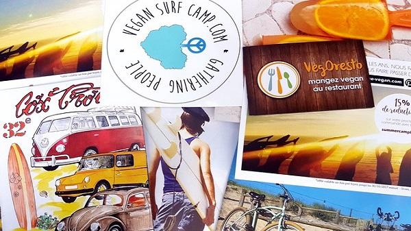 Vegan Surf Camp holidays dans les Landes : le bon plan