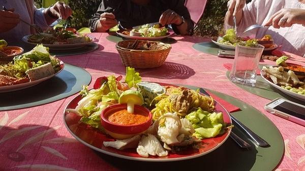 Irène Grosjean, naturopathe et coach en alimentation vivante. Les repas