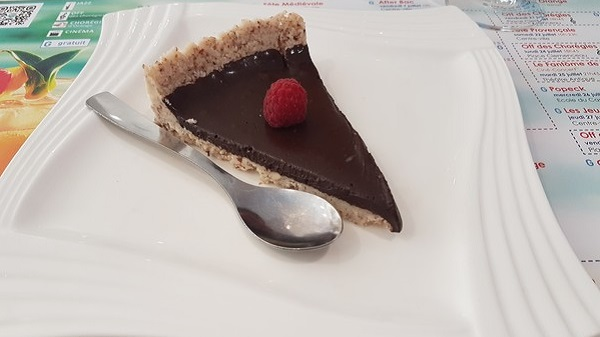 Tendance Crue : vegan raw food in Provence! Tarte au chocolat