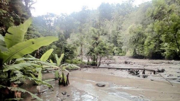Urgence à Bali, pour les réfugiés 1% d'action sera toujours mieux que 0. Coulée de lave froide