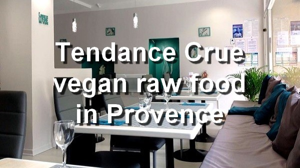 Tendance Crue : vegan raw food in Provence! Instagram