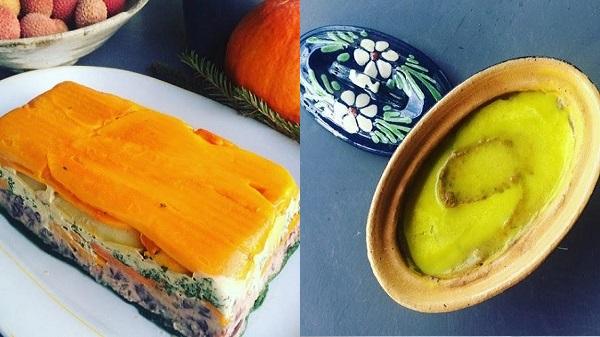 Les brunchs vegan de Laure et Cassie made in Provence. Buffet chaud