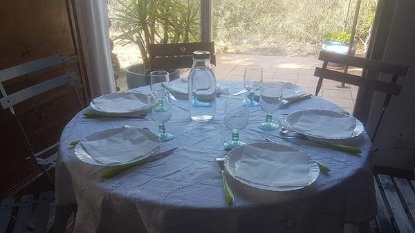 Les brunchs vegan de Laure et Cassie made in Provence. Les tables