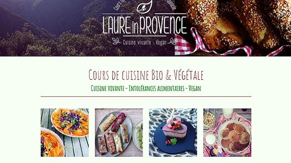 Les brunchs vegan de Laure et Cassie made in Provence. Web site