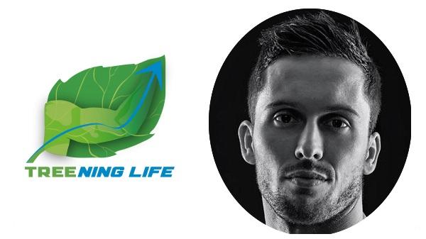 Jérémy, coach en musculation et nutrition vegan pour Treening Life. Jérémy