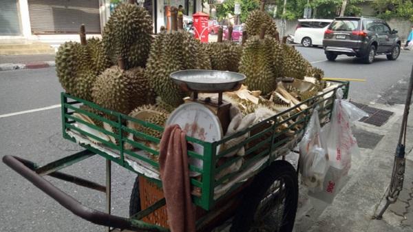 En Thaïlande Gilles Jack nous dévoile son univers d'aventures nomades. Fruits