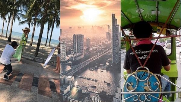 En Thaïlande Gilles Jack nous dévoile son univers d'aventures nomades. Liberté nomade