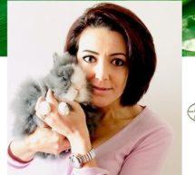 Angélique, entrepreneuse heureuse de «Cosmétiques Végans».