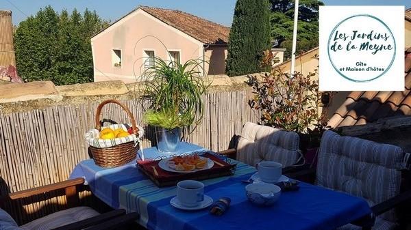 Maison d'hôtes Les Jardins de la Meyne