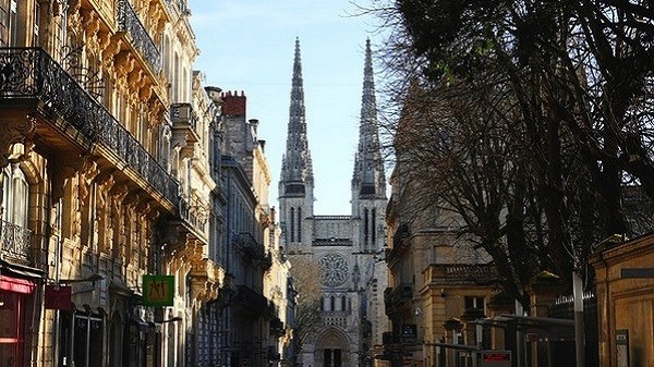 Quartier Saint Michel Bordeaux