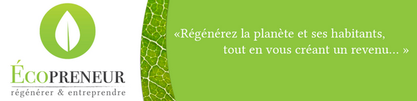 Formation Ecopreneur