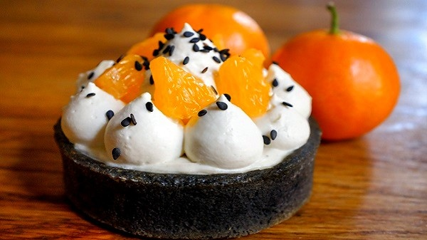 Finfin tartelette mandarine