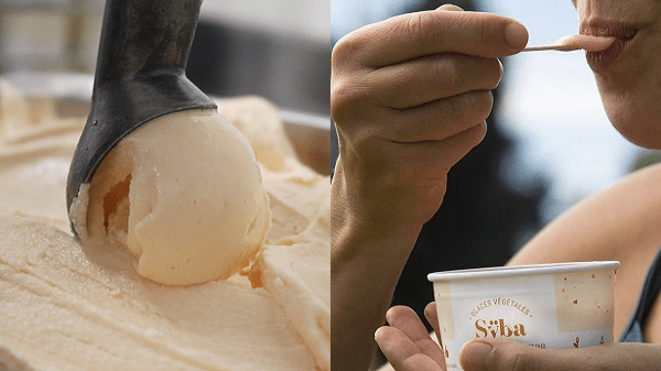 Sÿba la glace végétale néo-gourmande made in Avignon gamme