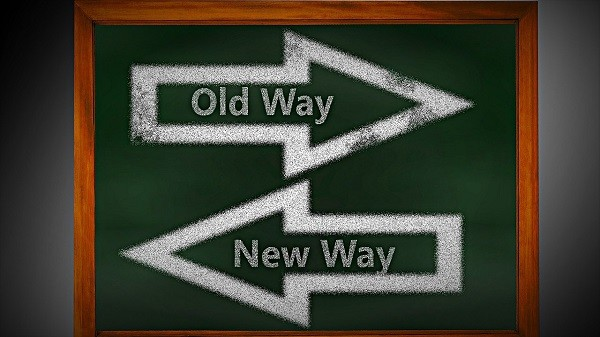 Philosophie et état de crise, chapitre 4 : la nécessité des crises Pas facile de changer