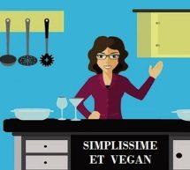 Cours de cuisine gratuits avec les recettes véganes de Nafissa