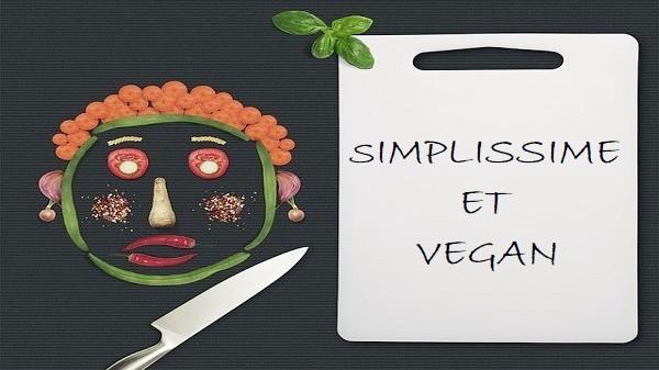 Cours de cuisine gratuits avec les recettes véganes de Nafissa Simplissime