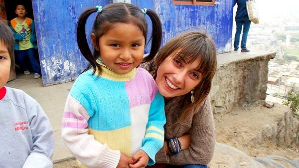 Violaine au Pérou